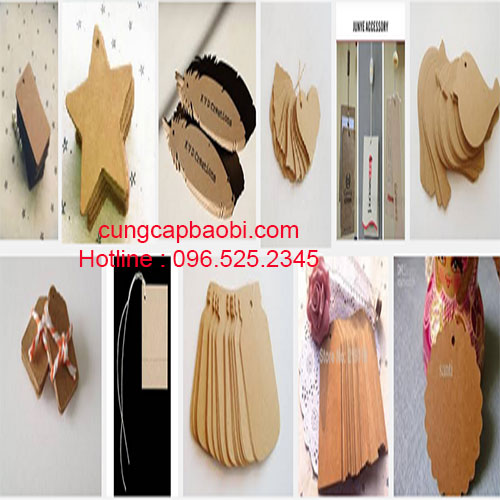 Hanger giấy Kraf