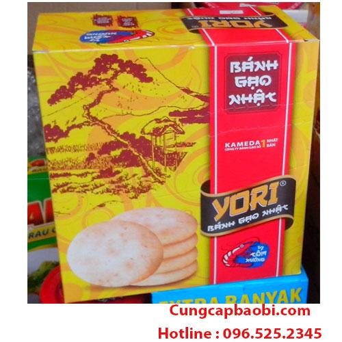 Hộp bánh gạo Yori