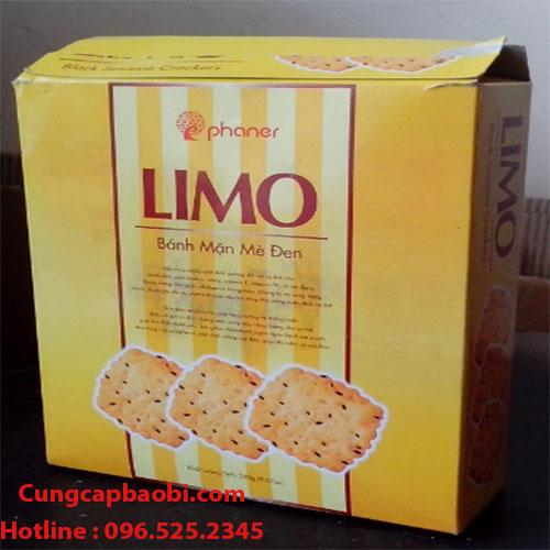 Hộp bánh Limo
