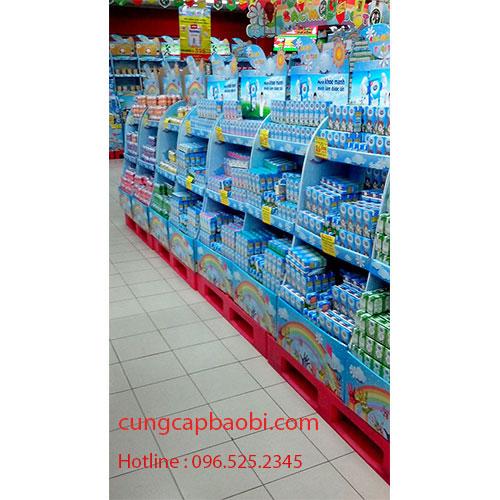 Kệ giấy trưng bày sản phẩm