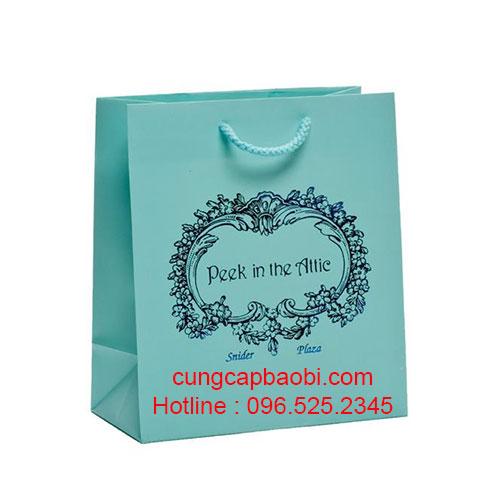 Túi giấy mua sắm